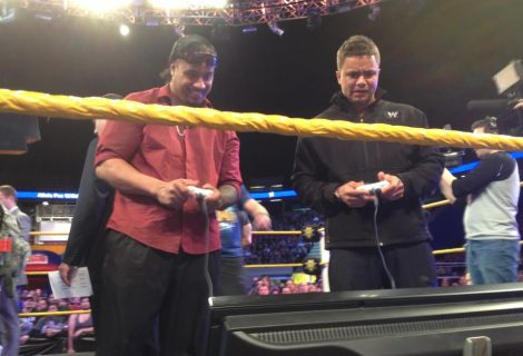 Annual WWE '13 Axxess Superstar Challenge Report