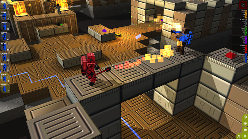 Cubemen 2 Now Out On Steam