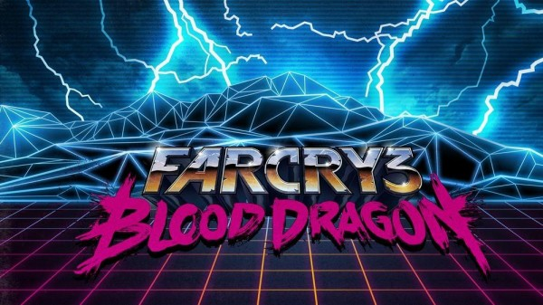 Far Cry 3 Blood Dragon Officially Announced