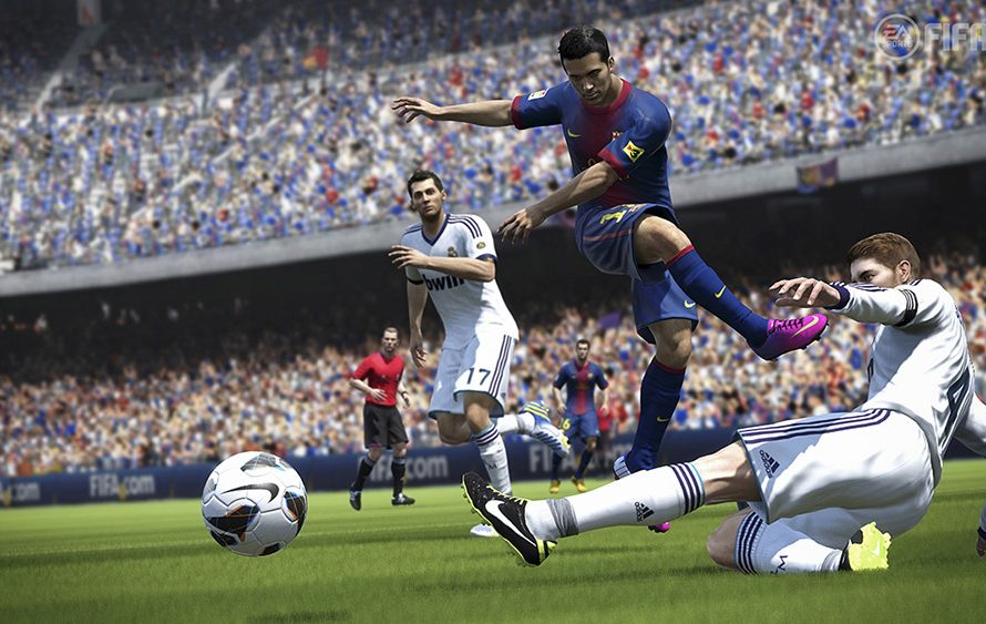 FIFA 14 Patch Released