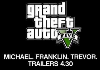 New Grand Theft Auto V Trailer Coming April 30th