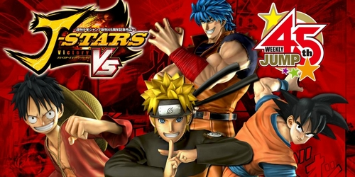 J-Stars Victory VS Commercial Showcases some Gameplay