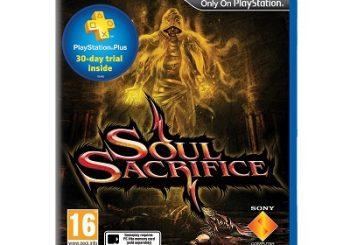 Soul Sacrifice Includes PlayStation Plus Subscription