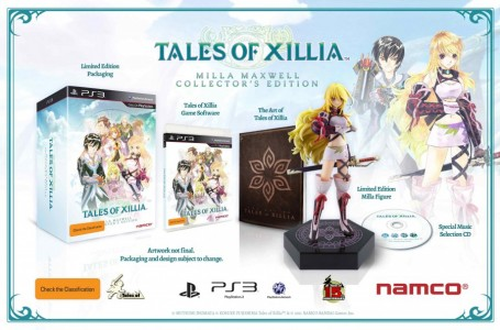 tales of xillia ce edition