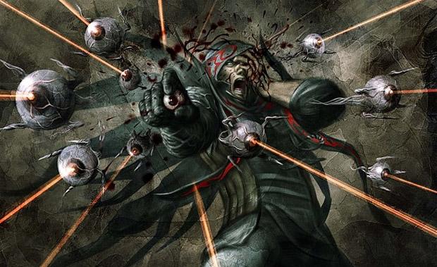Soul Sacrifice – How to Defeat Magusar