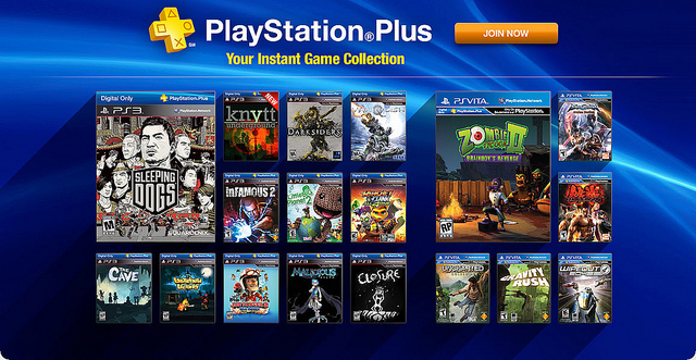 This Weeks PlayStation Plus Update adds Kyntt Underground to the IGC