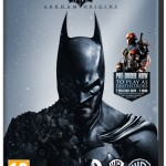 Batman Arkham Origins Box Art PC
