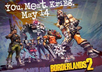 Borderlands 2 Krieg the Psycho Bandit DLC coming May 14th