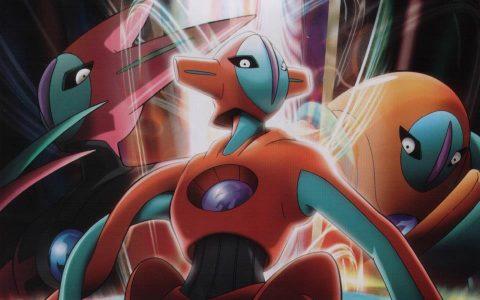 Deoxys Pokemon