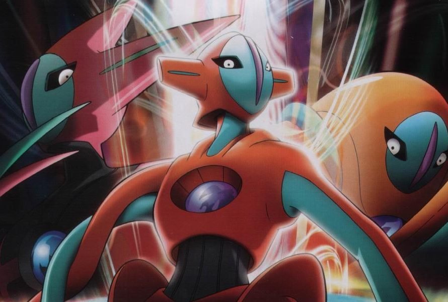 PSA: Last day to get Deoxys in Pokemon Black and White 2
