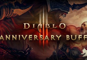 Celebrate Diablo III's first anniversary with in-game buffs