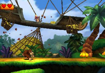 New Donkey Kong Country Returns 3D Trailer Shows Off New Features