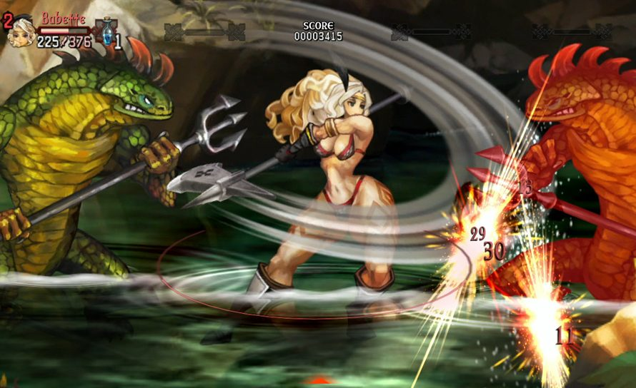 Get Dragon's Crown first DLC for Free on its first month