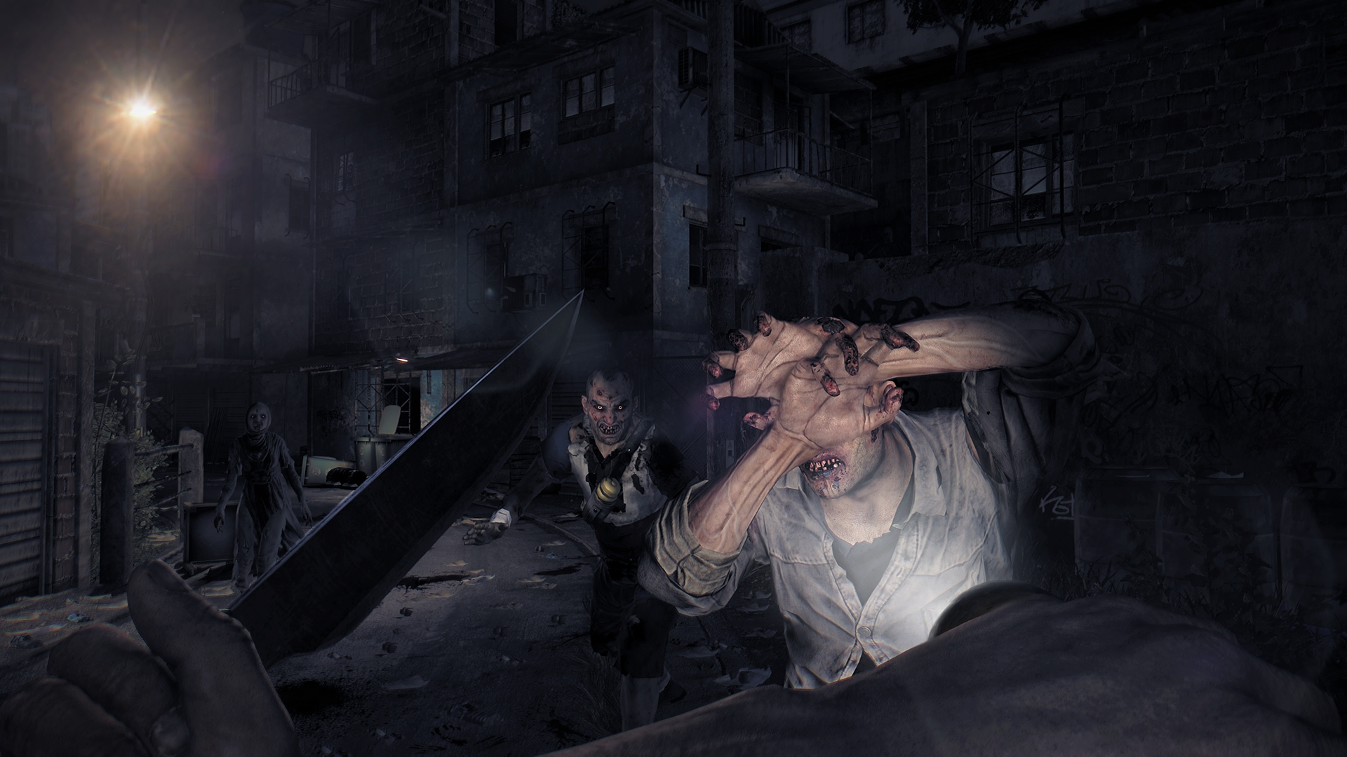 Techland, The Developer Of The Much Anticipated Dying Light, Announced  Today That The PS3 And Xbox 360 Versions Of The Game Has Been Cancelled.