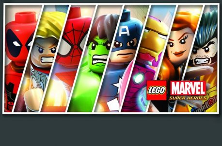 LEGO Marvel Super Heroes Cast