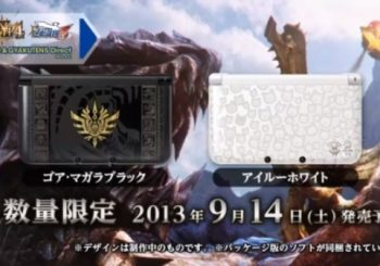 Monster Hunter 4 coming this September in Japan, exclusive to 3DS