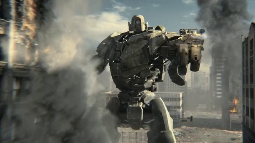 WWE Game Developers Making Pacific Rim Game