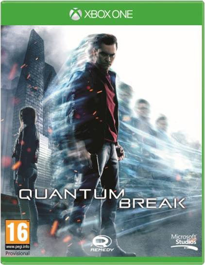Quantum Break box art for Xbox One revealed