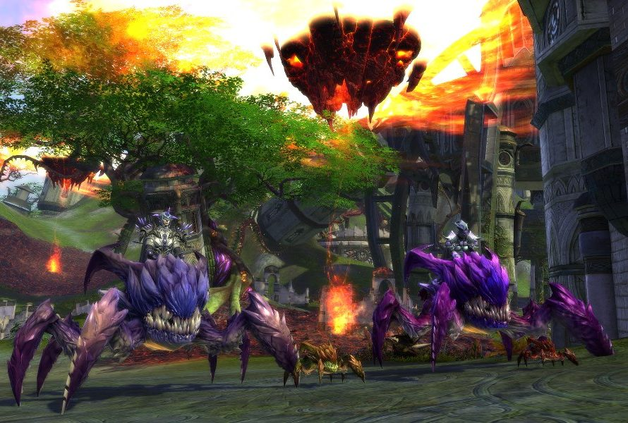 Trion Worlds Gives RIFT Players a Taste of Defiance