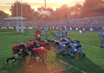 New Rugby Challenge 2 Screenshots Posted