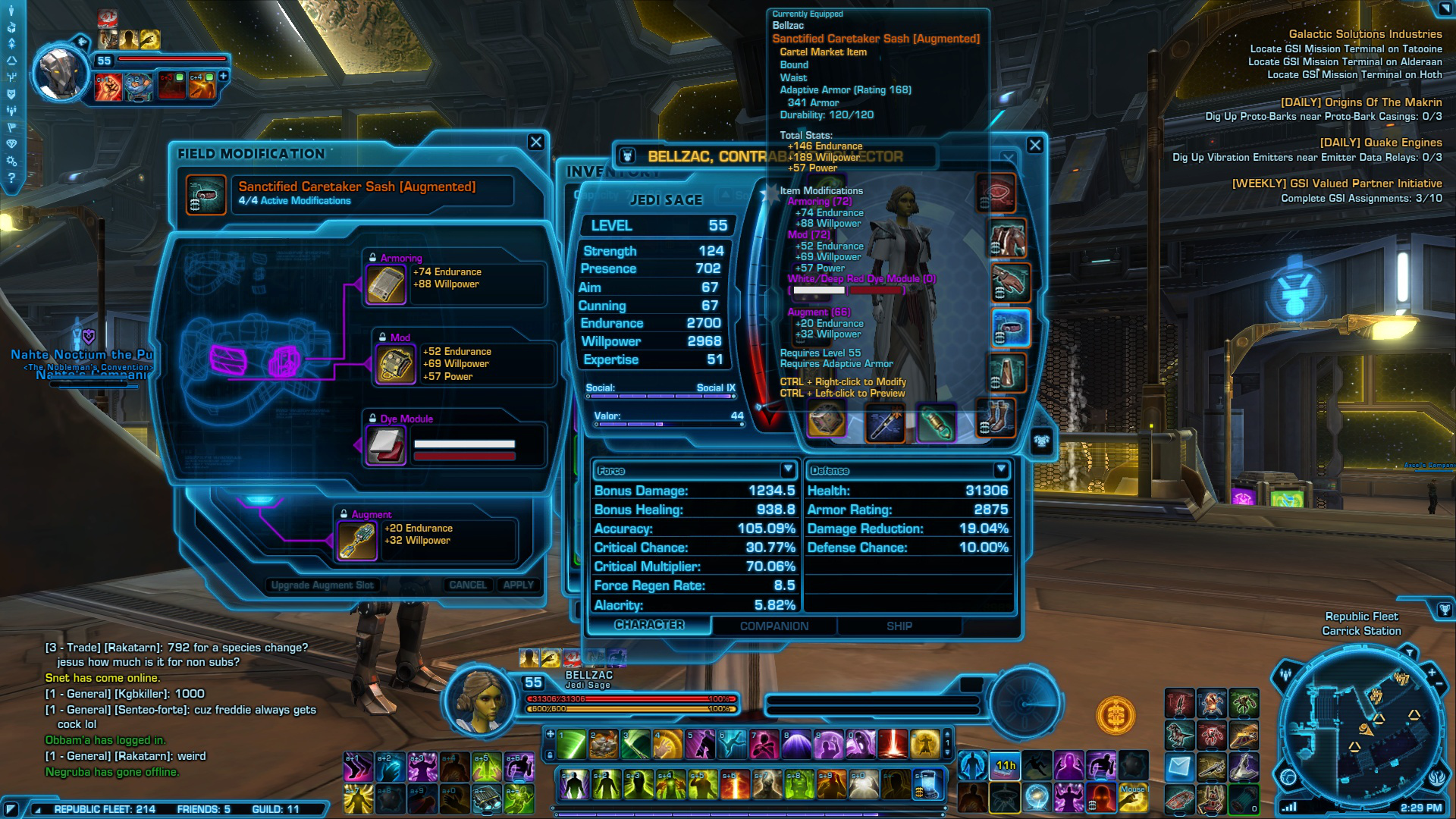 SWTOR Game Update 2.1 - Dye Modules Location on swtor companion gifts, swtor schematics guide, swtor get rich, swtor hk-51 customization, swtor sith warrior, swtor skill diagram, swtor jedi consular,