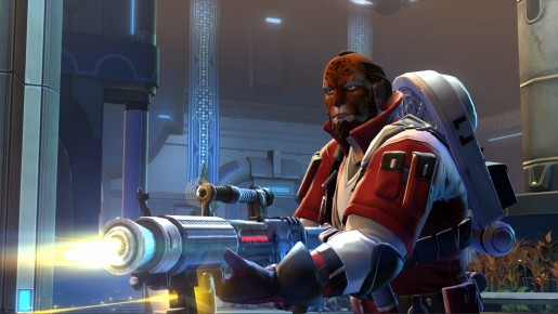 SWTOR Game Update 2.1