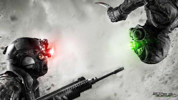 E3 2013: Ubisoft Confirm Splinter Cell Blacklist Details