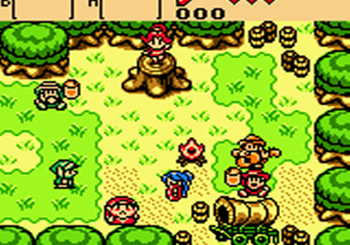 Zelda: Oracle of Ages and Oracle of Seasons now on 3DS eShop