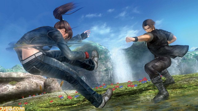 Jacky Bryant And Ein Join Dead or Alive 5 Ultimate
