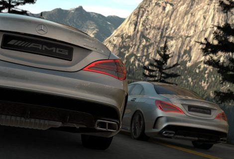 New Screenshots Of Driveclub For PS4