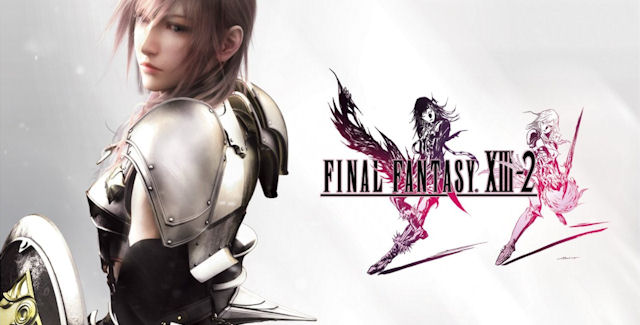 Final Fantasy XIII-2 Re-released In Japan With DLC Content