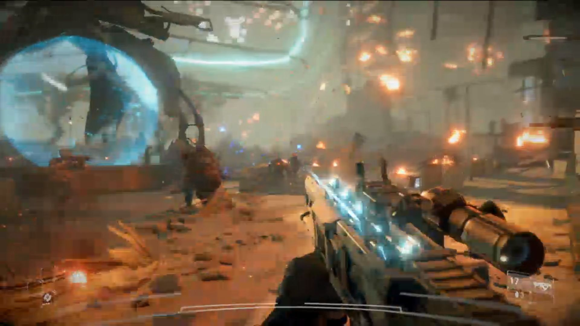 From the head and heart killzone shadow fall gameplay screenshot voltagebd Gallery