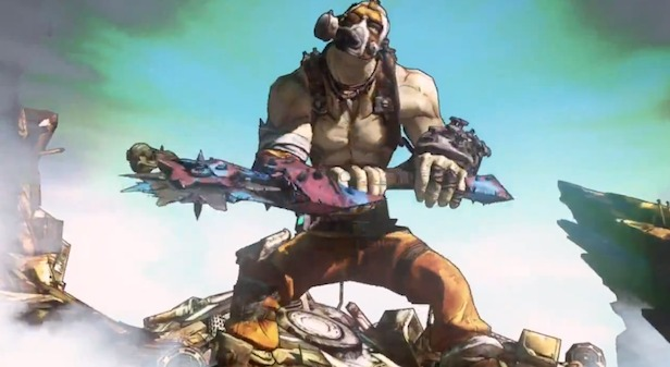 Borderlands 2 Krieg Story Trailer Dives into the Mind of the Psycho