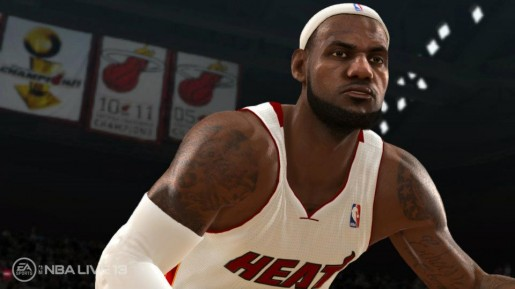 nba live on ps4 and xbox 720 now
