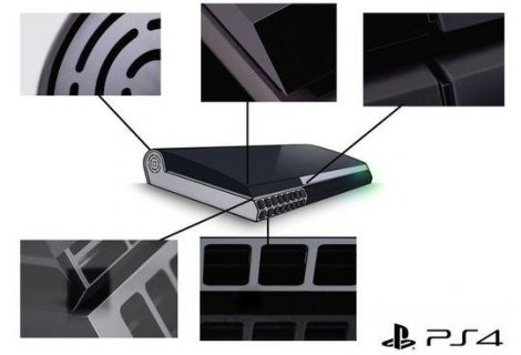 This Is What The PS4 Might Look Like