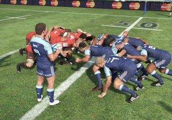 Rugby Challenge 2 Gets A Patch