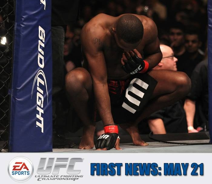 EA's UFC Game To Debut On PS4 And Xbox 720?