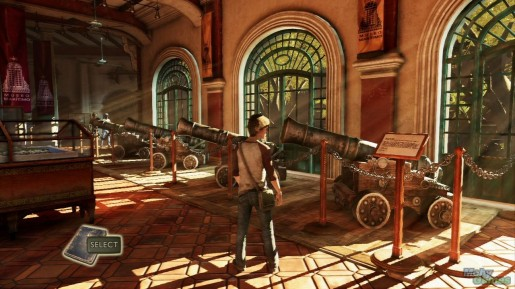 uncharted game engine staying on ps4