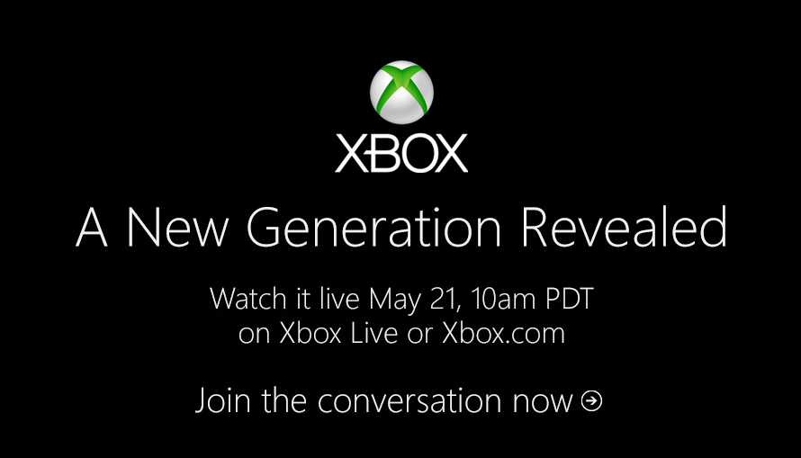 Xbox 720 Reveal Event Is One Hour Long