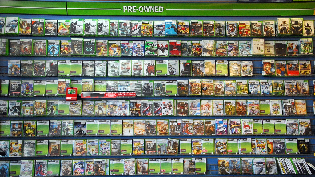 All Xbox 360 Games : Xbox one used games won t require you to pay a fee