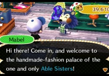 Reggie Fils-Aime showing off his house in Animal Crossing: New Leaf