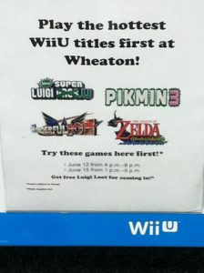 Best Buy Nintendo E3