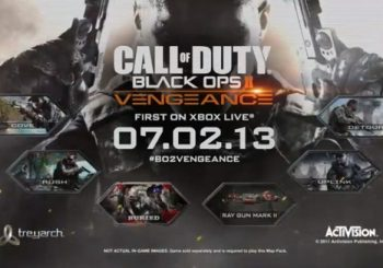Black Ops 2 'The Replacers' trailer shows off new maps
