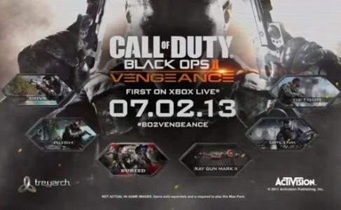 Black Ops 2 Vengeance DLC
