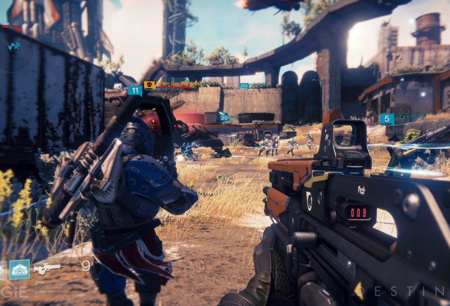 Destiny Could Have Been A Third Person Game