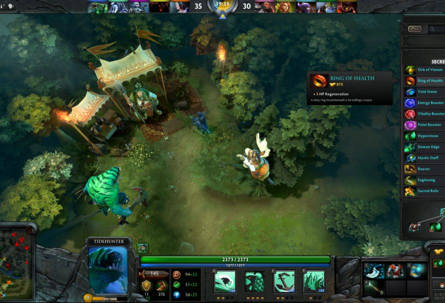 Dota 2 Update Aims To Fix Crafting Bugs