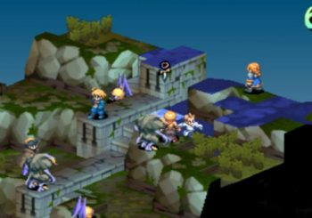 Final Fantasy Tactics on iOS gets a visual upgrade