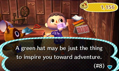 Animal Crossing: New Leaf – Get rare outfits and items everyday