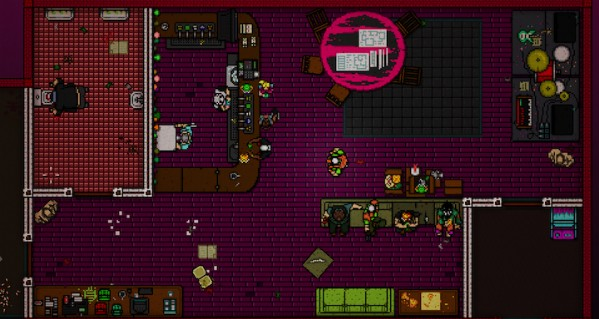 Hotline Miami 2: Wrong Number Gameplay Straight From Rezzed
