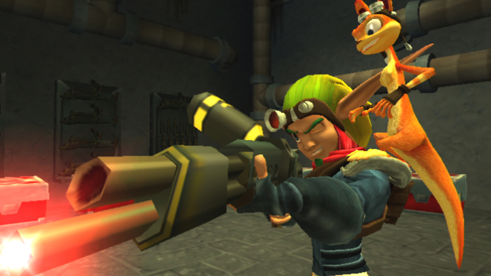 Jak And Daxter Collection Ps Vita Review